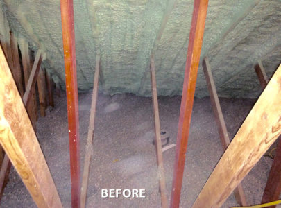 insulation removal dallas fort worth tx