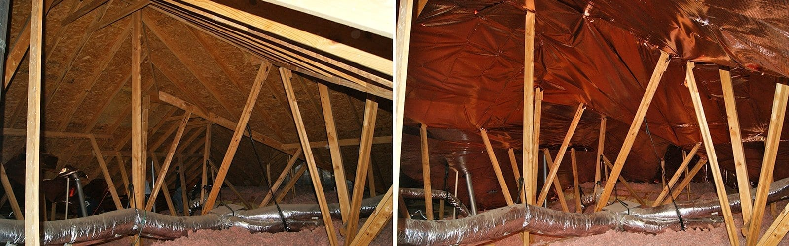 Energy Attic Radiant Barrier Attic Insulation Amp More