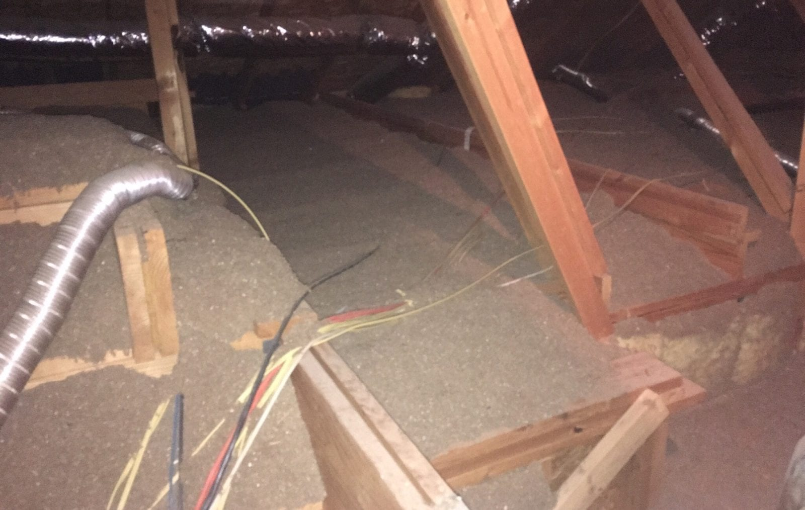 4 Signs Of An Attic Insulation Problem Energy Attic