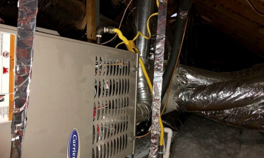 How To Protect The AC Unit In Your Attic