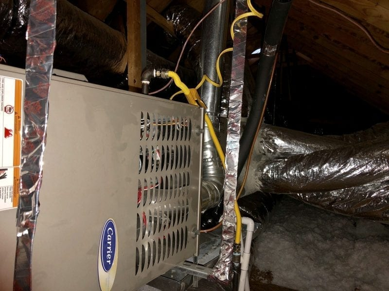 How To Protect The Ac Unit In Your Attic Energy Attic